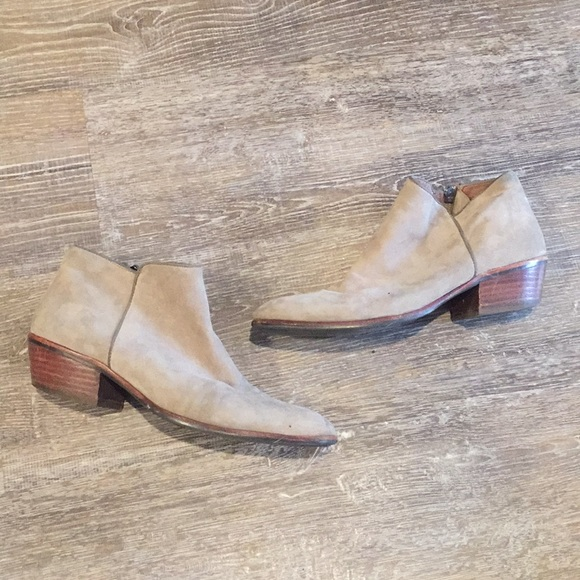 42befea38384ed Sam Edelman Petty Boot in Tan-Putty. M 5a5a486531a376908727f96b. Other  Shoes you may like